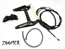 ZOOMER RUCKUS FI NPS50 - Black Engine Frame Extend Extension Kit + Cables