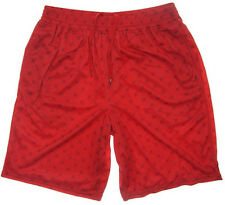 New Red Hurley Athletic Short ACTIVE BOTTOMS elasticity Men Beach short size M