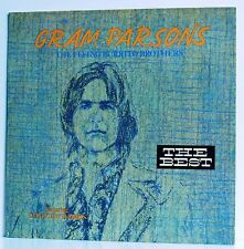 LP Gram Parsons The Flying Burrito Brothers & Emmylou Harris The Best  A&M 1986