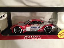 Autoart 1/18 Nissan Xanavi NISMO Z  #1 2004 JGTC Champion, Late Version