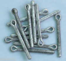 cotter pins /split pins, military issue x 4, truck tractor farm machinary
