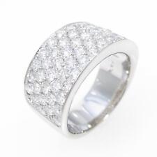 Authentic Platinum Diamond ring  #260-000-926-4151