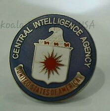 CIA Central Intelligence Agency Emblem Lapel Pin