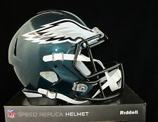 PHILADELPHIA EAGLES Officially Licensed FULL SIZE REPLICA SPEED Helmet