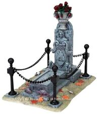 Lemax 83670 SPOOKY CRYPT Spooky Town Accessory Halloween Decor Village O G I
