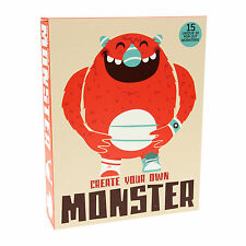 Create Your Own Monster, Magma Books, New Condition