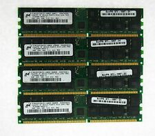 371-1097-01 SUN Genuine 8GB(4X2GB) DDR400 PC-3200R ECC/Registered CL3 Server Mem