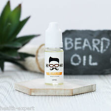 Mo Bro's - Vanilla & Mango Moustache & Beard Oil 10ml Bottle UK MADE Movember
