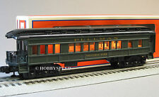 LIONEL PULLMAN BABY MADISON VICTORIA PARK OBSERVATION CAR 6-81749 train 6-81753