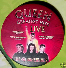 Badge / Button - Ø45mm -  QUEEN greatest hits