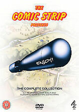 Comic Strip Presents Complete Collection NEW and Sealed 9 DVD Box Set [DVD]
