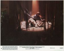 CATHERINE DENEUVE DAVID  BOWIE THE HUNGER 1983 VINTAGE LOBBY CARD ORIGINAL
