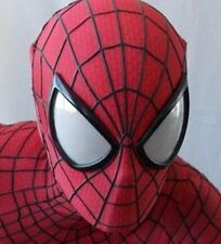1:1 SPIDER MAN (PETER PARKER) FAN MADE HIGH GRADE MASK WITH 3D EYES