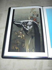 MICHAEL TURNER ASPEN DC  - IDENTITY CRISIS #6 ART PRINT by MICHAEL TURNER