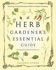 Herb Gardener's Essential Guide: Herbal Remedy Book ~ Wiccan Pagan Supply