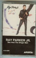 RAY PARKER JR. - SEX AND THE SINGLE MAN - CASSETTE - NEW