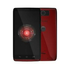 Motorola XT1080M 16GB Droid Maxx Android Verizon Wireless 4G LTE Red Smartphone