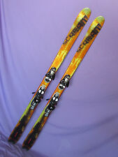 Salomon  SCREAM Limited Spaceframe skis 160cm w/ Salomon s810 Ti LIGHT bindings~
