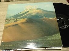 "SAND - THE DYNAMIC CURVE 12"" LP UK CREATION 91 - AMBIENT"