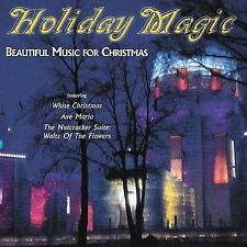 Holiday Magic: Beautiful Music for Christmas by Various Artists CD! NEW! SEALED!