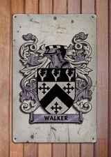 Dixon Coat of Arms A4 Aged Retro 10x8 Metal Sign Aluminium Heraldry
