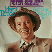 "7"" 1975 RARE IN VG++ ! PETER SKELLERN : Hard Times"