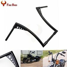 "Vintage 1-1/4"" King Apes Ape Hanger 16"" Handlebars FOR HARLEY 1"" bars 2010-2015"