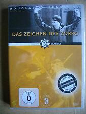 DVD [NEU/OVP] - DAS ZEICHEN DES ZORRO (Douglas Fairbanks Noah Beery) Fred Niblo