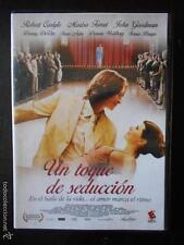 DVD UN TOQUE DE SEDUCCION - ROBERT CARLYLE - COMO NUEVA
