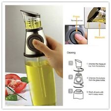 Hiya Press & Measure Oil & Vinegar Dispenser 500 ml