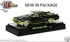 M42 31500 20 M2 MACHINE AUTO THENTICS CHASE CAR 1960 CHRYSLER 300F  BLACK GOLD