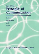 Principles of Communication: Systems, Modulation and Noise, 5th Edition, Tranter