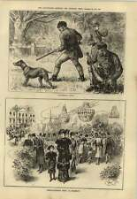 1879 Unlicensed Guns Presentment Show At Richmond