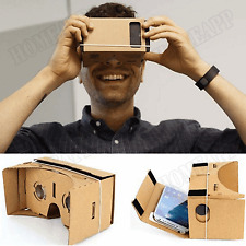 3D Google Cardboard Glasses NFC Tag VR Virtual Reality for mobile phone Headset