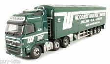 Volvo FH (Face Lift), Moving Floor Trailer - Die-cast CORGI 1/50 n° 14033