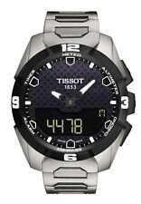 New Tissot T-Touch Expert Solar Quartz T0914204405100 With Warranty