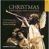 Christmas Concertos & Cantatas, Gritton, Various Composers, Good Condition