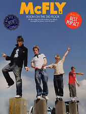 McFly Room On The Third Floor Learn to Play POP Piano Vocal & Guitar Music Book