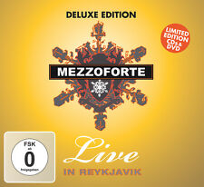 CD DVD Mezzoforte Live In Reykjavik Deluxe Edition   2CDs und DVD