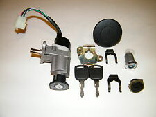 Scooter Ignition Switch Key Set 139QMB 50cc GY6 150cc Chinese Scooter Parts