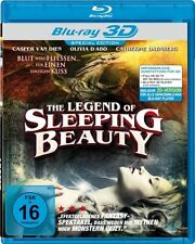 The Legend Of Sleeping Beauty-Dornröschen (3D) Michael York, Finn Jones BLU RAY