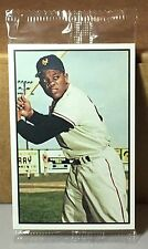 2015 TOPPS NATIONAL VIP PROMO 1953 BOWMAN COLOR SEALED PACK WILLIE MAYS BANKS