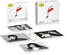 Various Artists - Great Chopin Pianists [New CD] Boxed Set