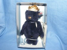 Steiff Teddy Bear Ornament Lladro King - Jointed - 677649