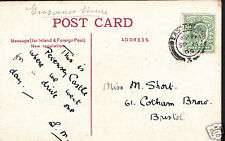 Genealogy Postcard - Family History - Short - Bristol  BH5275