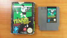 1986 Nintendo NES Game - Game of Tennis - PAL