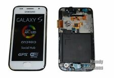 Samsung i9001 Galaxy S Plus LCD touch screen display disco original nuevo White