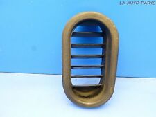 PORSCHE 944 924 968 RH RIGHT PASSENGER SIDE DOOR AIR VENT GRILLE TRIM 477819180