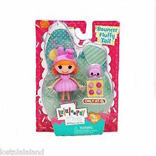 Lalaloopsy Mini 2015 - BOUNCER FLUFFY TAIL - Target Exclusive Easter Doll 4+
