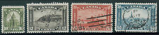 TMM* 1930-31 Canada Stamp collection/lot S#173-76 used/hinge/medium cancel